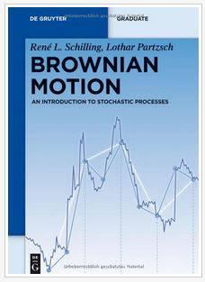 دانلود حل تمرین کتاب حرکت براونی فرایندهای تصادفی Rene Schilling