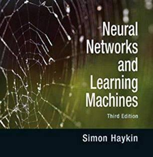 دانلود حل المسائل کتاب شبکه های مصنوعی Simon Haykin