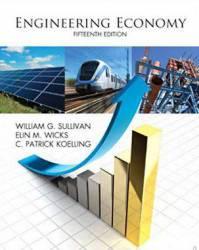 دانلود حل المسائل کتاب اقتصاد مهندسی ویلیام سولیوان