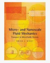 دانلود حل المسائل کتاب مکانیک سیالات میکرو و نانو مقیاس Brian Kirby
