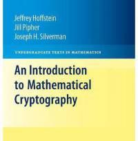 دانلود حل المسائل کتاب رمزنگاری ریاضیاتی Jeffrey Hoffstein