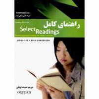 دانلود راهنمای کتاب select readings سطح intermediate با ترجمه فارسی
