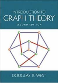 دانلود حل تمرین کتاب نظریه گراف وست Douglas West
