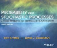 دانلود حل المسائل کتاب احتمال و فرایندهای تصادفی روی یاتس Roy Yates