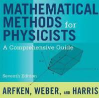 دانلود حل المسائل ریاضی فیزیک آرفکن George Arfken