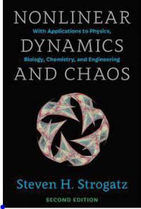 دانلود حل المسائل کتاب دینامیک غیر خطی و آشوب استروگاتس Steven Strogatz