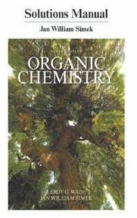 دانلود حل المسائل کتاب شیمی آلی وید Leroy Wade