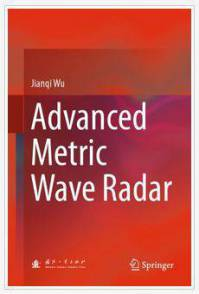 دانلود کتاب رادار پیشرفته موج متریک Jianqi Wu