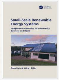 دانلود کتاب سیستم های انرژی تجدید پذیر مقیاس کوچک سون رین Sven Ruin