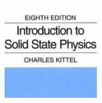 دانلود حل تمرین فیزیک حالت جامد چارلز کیتل Charles Kittel