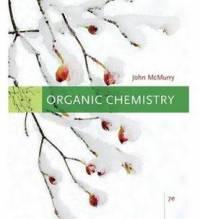 دانلود حل تمرین کتاب شیمی آلی مک موری McMurry