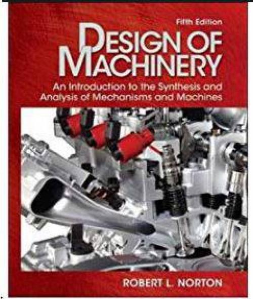 حل المسائل کتاب طراحی ماشین رابرت نورتون Machine Design