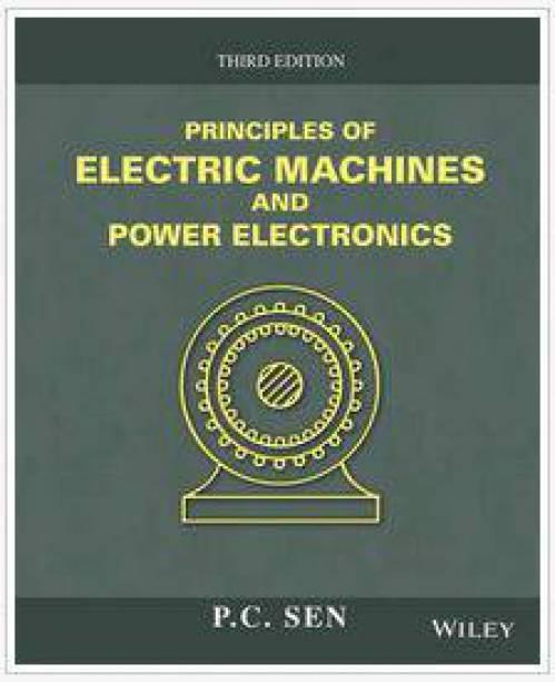 دانلود حل المسائل ماشین های الکتریکی پی سی سن ویرایش سوم