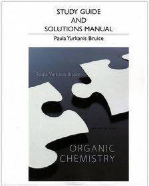 حل المسائل شیمی آلی پائولا یورکانیس Paula Yurkanis Bruice
