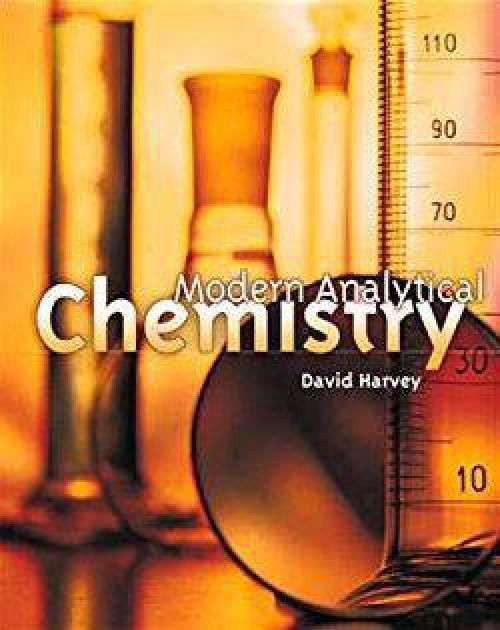 دانلود حل المسائل کتاب شیمی تجزیه دیوید هاروی David Harvey
