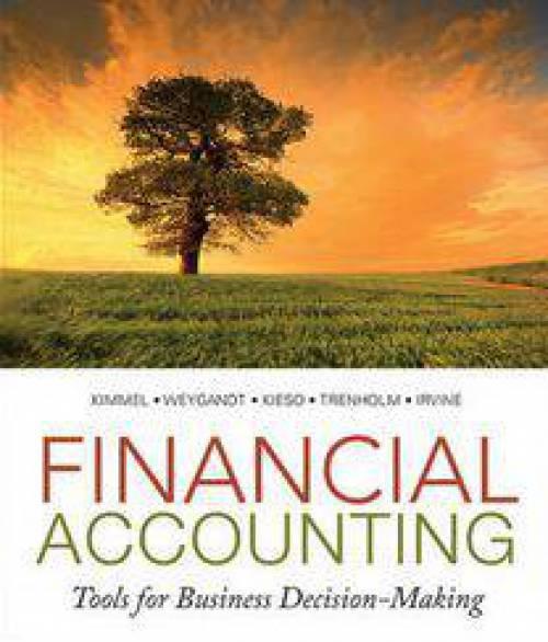 دانلود حل المسائل کتاب حسابداری مالی پائول کیمل Paul Kimmel
