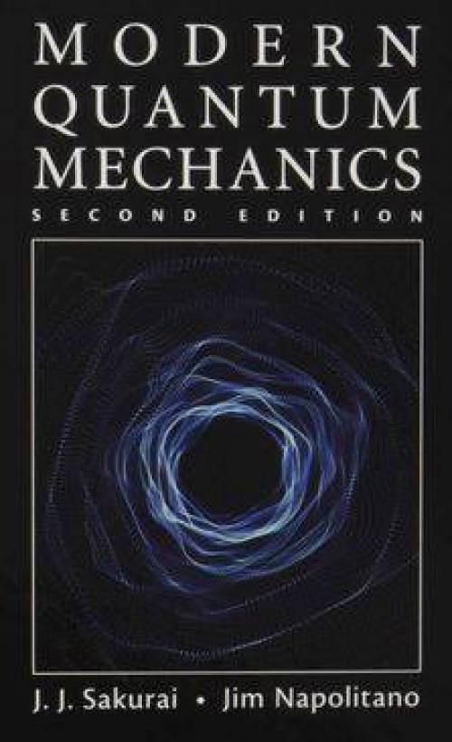 دانلود حل المسائل مکانیک کوانتومی مدرن ساکورایی Sakurai
